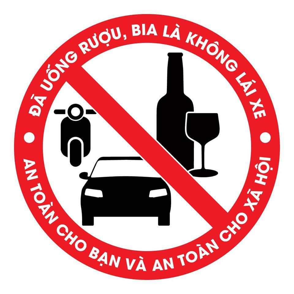 Tài liệu tuyên truyền ATGT: Đã uống rượu bia - Không lái xe