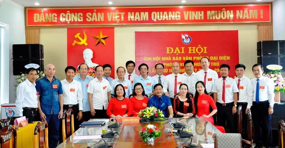 Đại hội Chi hội Nhà báo Văn phòng đại diện và Phóng viên thường trú