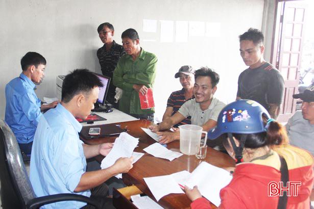 Tuyên truyền các hành vi được xác định là khai thác hải sản bất hợp pháp, không báo cáo và không theo quy định