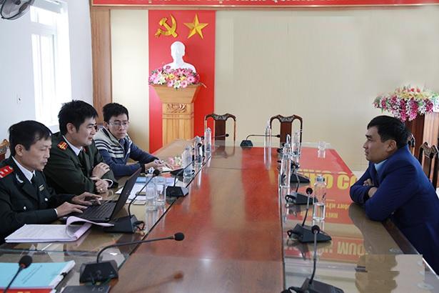 Xử phạt hành vi mạo danh nhà báo, phóng viên hoạt động báo chí ở Hà Tĩnh