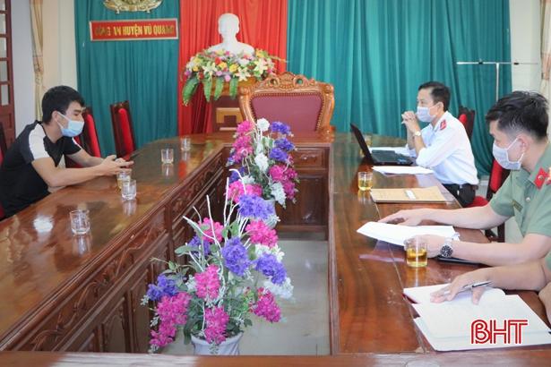 Hà Tĩnh: Phạt 2 cá nhân 10 triệu đồng do thông tin sai sự thật trên facebook