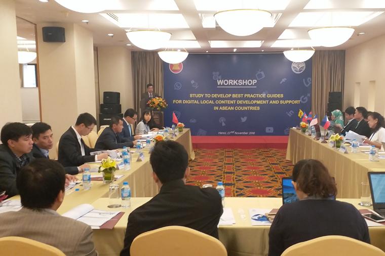 Nội dung số bản địa: Cơ hội để ASEAN bứt phá trong nền kinh tế số