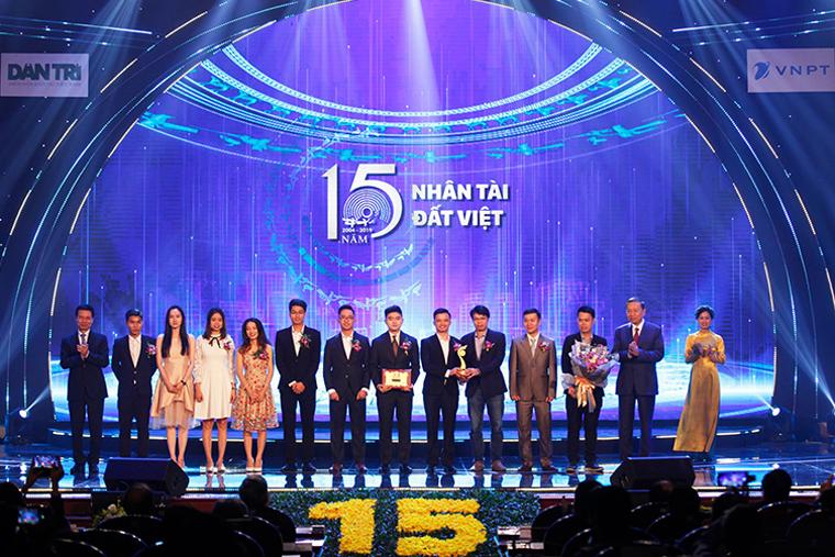 Vinh danh Nhân tài Đất Việt 2019