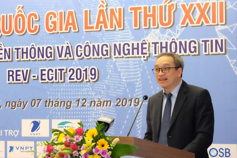Hội nghị Quốc gia lần thứ XXII về điện tử, truyền thông và công nghệ thông tin 2019