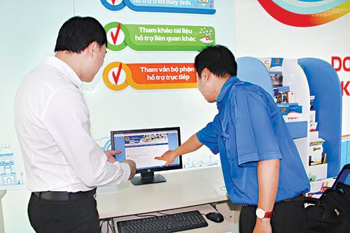 Ứng dụng trí tuệ nhân tạo trong hỗ trợ người nộp thuế