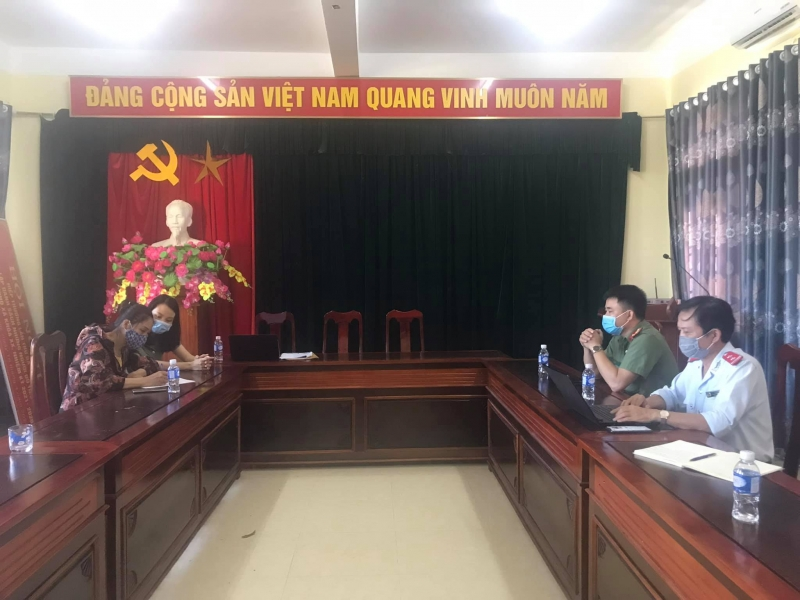Xử phạt chủ tài khoản facebook ở Hà Tĩnh đăng tin sai sự thật
