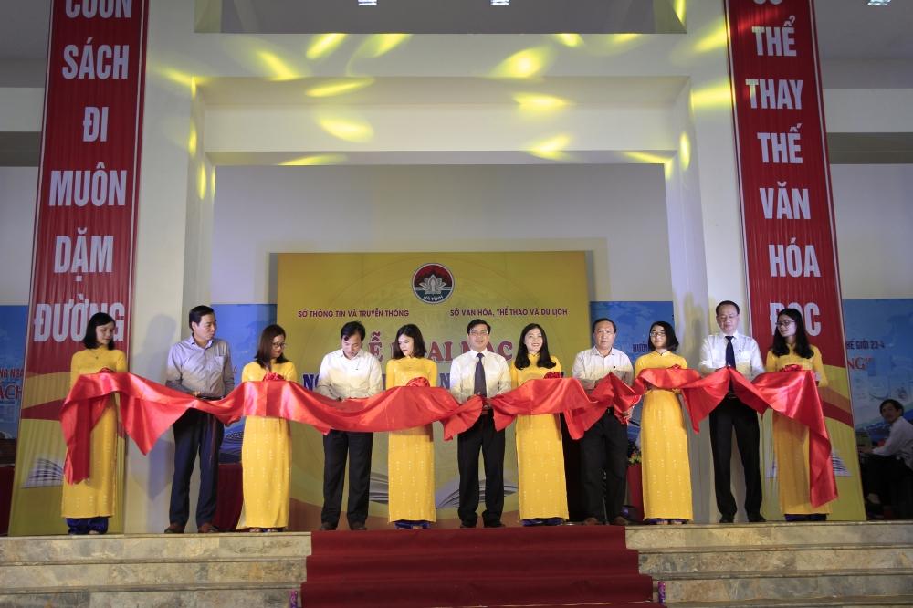 Nhiều hoạt động ý nghĩa trong Ngày sách Việt Nam tại Hà Tĩnh
