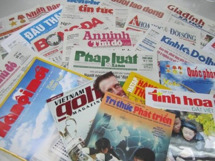Tôn chỉ, mục đích của các cơ quan báo chí