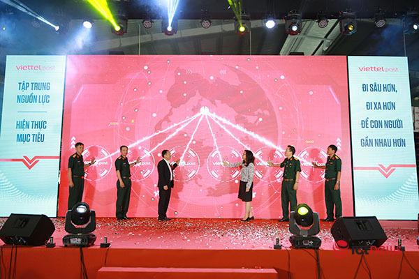 Khai trương Trung tâm Logistics tự động Make in Vietnam giúp tiết kiệm 91% nhân lực