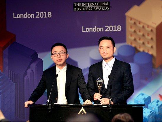 Phần mềm tính cước thời gian thực của Viettel đoạt giải thưởng Kinh doanh quốc tế