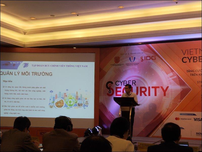 Những nguy cơ an ninh và giải pháp đối với đô thị thông minh