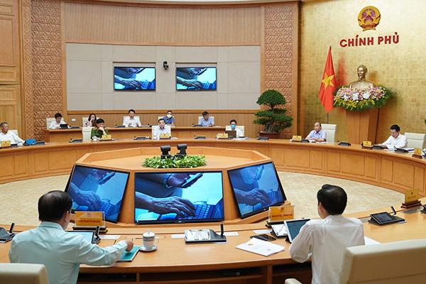 Thủ tướng biểu dương Bộ TT&TT có sáng kiến hay tôn vinh sản phẩm Việt Nam