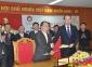 Ký kết hợp tác giữa Sở Thông tin và Truyền thông Hà Tĩnh và Bưu điện tỉnh Hà Tĩnh