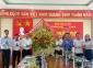 Lãnh đạo tỉnh tặng hoa chúc mừng Sở TT&TT nhân ngày Cách mạng Báo chí Việt Nam 21/6